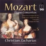 MOZART VOL. 5 ECHO Klassik 2010